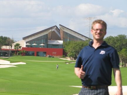 Dustin_Golf Course Pic 2