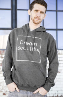 Dream Beautiful hoodie men's 1