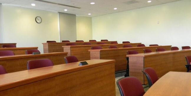 University class room