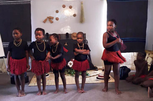 Moshoeshoe dance 2