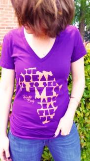 Africa Purple